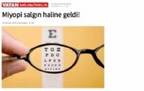 gazetevatan.com</br>Miyopi Salgın Haline Geldi!</br>03.02.2016