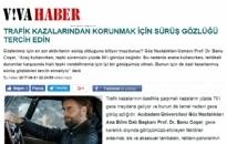 vivahaber.com</br>Trafik Kazalarından Korunmak...</br>01.06.2017