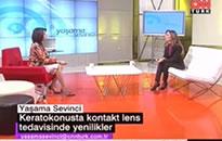 CNN Türk, Yaşama Sevinci Keratokonus Hastalığı 15.03.2007