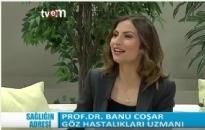 TVem, Sağlığın Adresi</br>Kornea Nakilleri...</br>06.11.2015