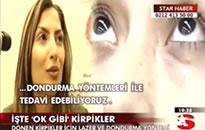 Star TV, Ana Haber Bülteni Kirpik Dönmesi  09.03.2007