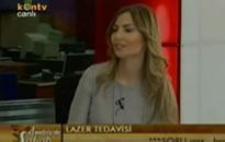 Kon TV, Anadoluda Sabah Lazer Tedavisi  29.11.2007