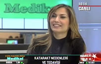 Habertürk, Medikal Katarakt Nedenleri ve Tedavisi 15.11.2007