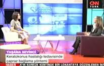 CNN Türk, Yaşama Sevinci Çapraz Bağlama Tedavisi 12.12.2008