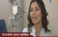 NTV, Öğle Bülteni Gözdeki sinsi tehlike  17.10.2013