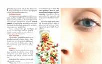 Golf İlaçlar ve Göz Sağlığı Aralık 2008