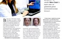 Health & Shape Türkiye Göz Alaninda Nisan 2007
