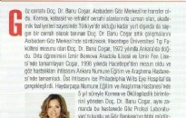 MedikalPlus Doç. Dr. Banu Coşar Mart 2007