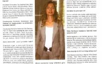 Ophthalmology Röportaj: Göz Bankacılığı Eylül-Ekim 2006