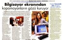 Hürriyet Bilgisayara Bakma Sendromu 12.08.2007