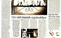 Günboyu Göz Nakli Başarıyla... 21.02.2007