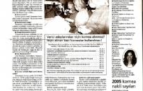 Milliyet, Görmeyen Gözlerin Umudu... 30.10.2006