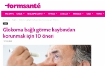 Formsanté Glokoma Bağlı Görme Kaybı... 10.03.2020