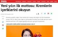 posta.com.tr</br>Kremlerin İçerikleri...</br>02.01.2019