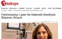 turkiyegazetesi.com.tr</br>Femtosaniye Lazer ile...</br>13.03.2019