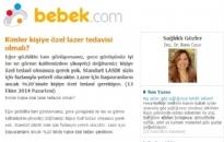 bebek.com Kimler Kişiye Özel... 13.10.2014