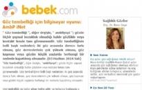 bebek.com Göz Tembelliği İçin... 03.06.2014