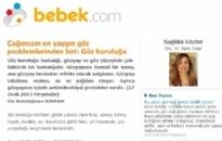 bebek.com Çağımızın En Yaygın 17.01.2013