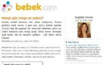 bebek.com Hangi Göz Rengi... 30.03.2012