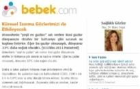 bebek.com Küresel Isınma Gözlerimizi... 03.10.2011