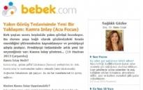 bebek.com Yakın Görüş Tedavisinde... 19.06.2013