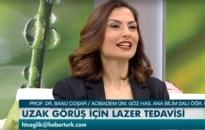 Habertürk, Ht Sağlık</br>Uzak Görüş İçin Lazer Tedavisi</br>30.01.2016