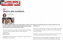 Hürriyet Badem Göz Ameliyatı 05.05.2021