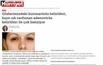 Hürriyet Gözlerimizdeki Koronavirüs... 30.11.2020