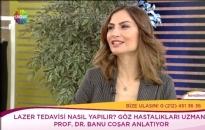 Show TV, Kendine İyi Bak </br>Uzak Gözlüklerden Kurtulma</br>11.12.2018