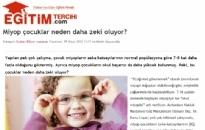 egitimtercihi.com Miyop Çocuklar Neden... 09.04.2012