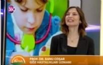 360 TV, Dr. Aytuğ Lazer göz tedavileri  19.05.2015