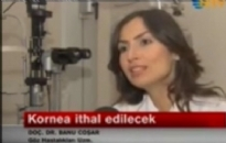 NTV, Ana Haber Bülteni Kornea ithal edilecek 17.12.2012