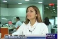 CNN Türk, Yaşama Sevinci Güncel Katarakt Tedavisi 25.01.2010