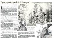 Ankara Başkent,</br>Spor Yaparken Gözlerinizi...</br>04.08.2017