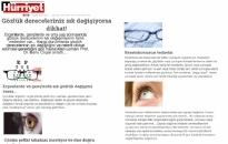 hurriyet.com.tr Gözlük Dereceleriniz Sık... 21.10.2020