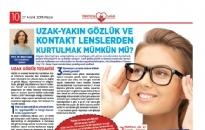 Posta, </br> Gözlük ve Lenslerden...</br>27.12.2015
