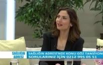 TVem, Sağlığın Adresi </br> Uzak Görüş Bozuklukları...</br>28.12.2015