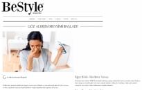 bestylemagazine.com</br>Göz Alerjisi Mevsimi Başladı!</br>01.09.2019