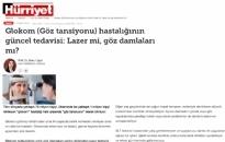Hürriyet Glokom (Göz Tansiyonu)... 06.07.2021